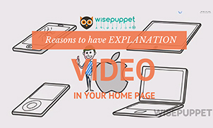 Why should you host explainer video on Home Page?