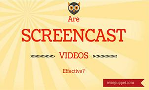 Are Screencast Videos Still Effective?